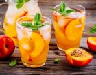 This White Peach Sangria Offers a Full, Rich Flavor