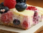 A New Way to Make Cheesecake — On the Grill!