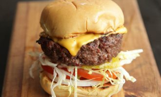 The Best Burger For Labor Day Weekend