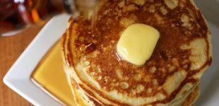 This Simple Buttermilk Pancake Recipe Recipe is the Only One We Will Ever Need