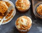 Pumpkin Cream Cheese Swirl Muffins!