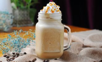 This Boozy Caramel Shake Is Made With All of Our Favorite Indulgences