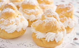 These Indulgent Cream Puffs Are Smooth and Loaded With Flavor