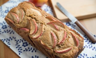 This Brown Butter Apple Loaf Is Like a Taste of Fall