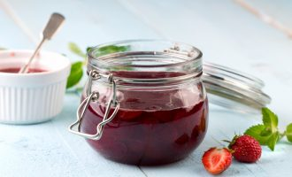 Make a Jar of Jam In Less Than 30 Minutes