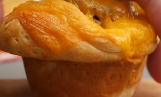 Bacon Cheeseburger Muffins Are Now A Thing