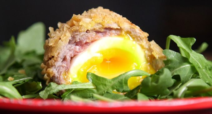 The Classic Scotch Egg With a Twist