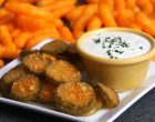 Cheeto Fried Pickles Are A Thing Now And It's Delicious