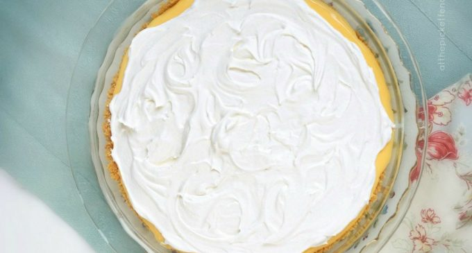 The No Bake Creamsicle Pie: A Childhood Favorite Now In Pie Form