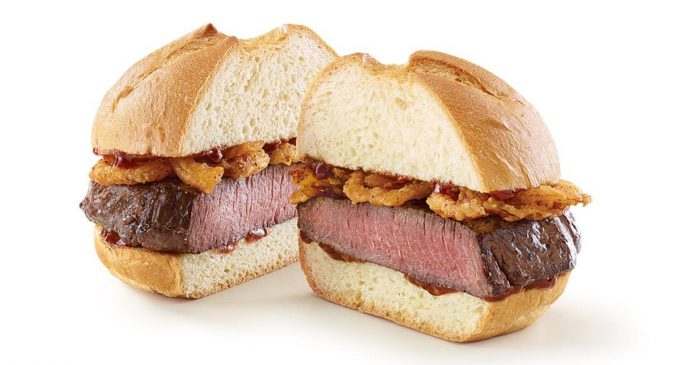 Arbys Unveils The Venison Burger Nationwide For One Day Only