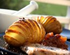 Hasselback Potatoes Are The Perfect Side Dish
