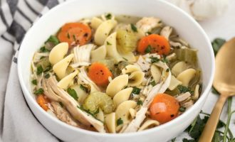 6 Soup Recipes To Help Us Adjust To The Cold Weather