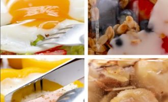 4 Different Ways To Have Breakfast In 10 Minutes