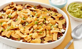 The Crunchy Frito Casserole We Loved Is Popular Once Again