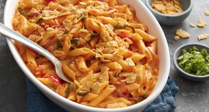 This Chicken Fajita Mac & Cheese Is A Betty Crocker Favorite!