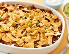 A Casserole Made From Fritos Turned Family Dinner Into An Exciting Event!