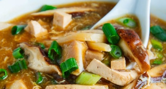 Give Dinner A Little Spice With This Hot and Spicy Soup