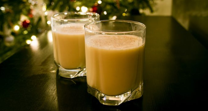 How To Make The World's Best Eggnog Punch!