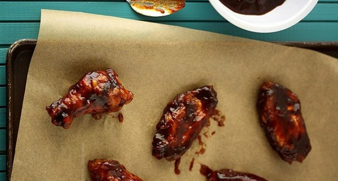 The World's Best Wings Have A Little Twist To Their Ingredients