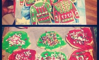 Christmas Cookie Fails That Will Haunt Our Dreams