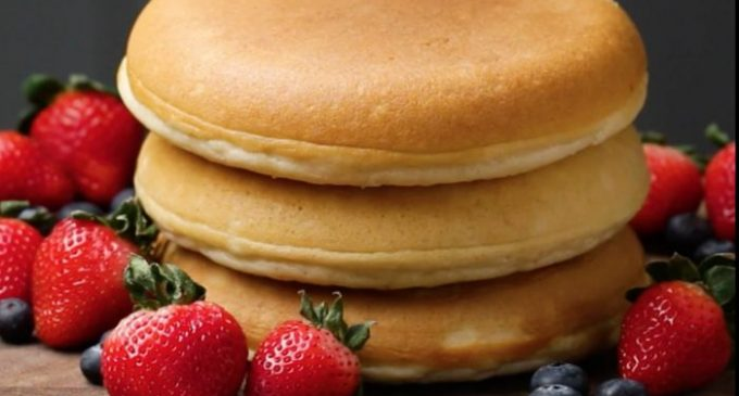 How To Make The World's Fluffiest Pancakes
