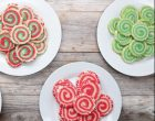 Get Into The Holiday Spirit With These Holiday Swirl Sugar Cookies