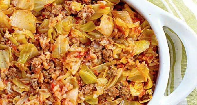 The One Pot Cabbage Casserole That Will Wow Everyone