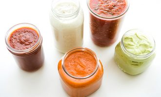 5 Minute Sauces No Stove Required