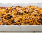 An Everything But The Kitchen Sink Casserole