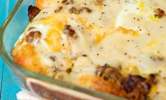 This Breakfast Casserole Is Southern Perfection!