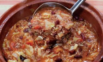 Beef And Cabbage Soup That Is Grade A Good