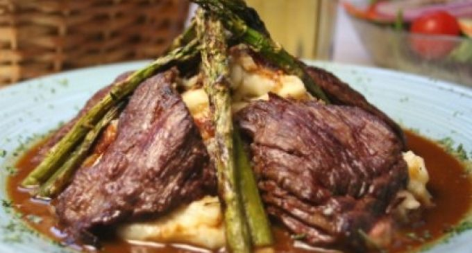 Gearing Up For Valentines Day? Check Out This Simple Yet Delicious Steak Recipe