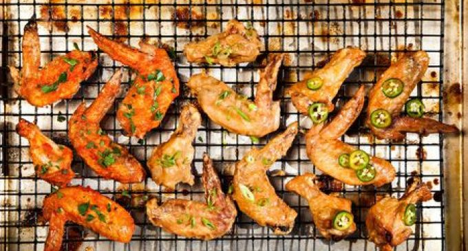 Don't Miss This Step When Making Chicken Wings