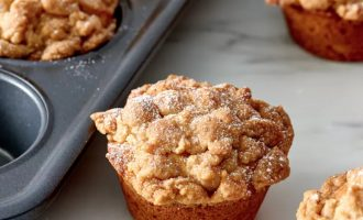 Butter Crumb Muffins That Are Better Than The Bakery
