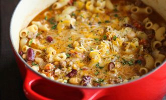 Our Favorite Mac & Cheese Taken Up A Notch