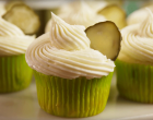 Pickle Cupcakes Are Now A Thing And I'm Not Sure How I Feel About It